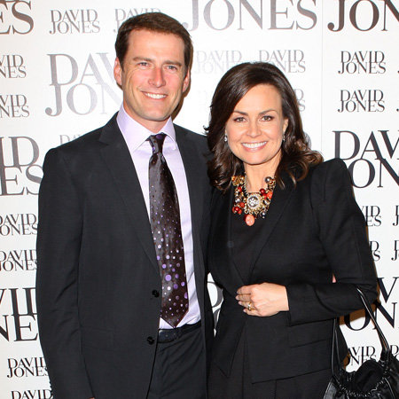 Lisa Wilkinson Pictures With Today Co-Host Karl Stefanovic and More Celebrities