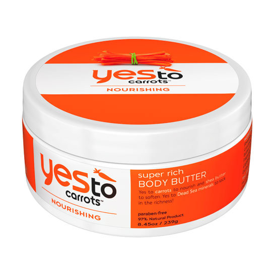 Yes To Carrots Super Rich Body Butter, $14.95
