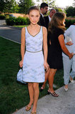 Natalie Portman gave a shy smile for the camera at the 1996 awards.