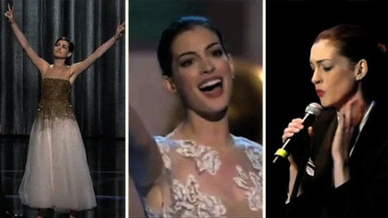 Video: Anne Hathaway Sings in New Les Mis Trailer — Hear Her Musical History!