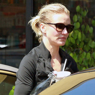 Cameron Diaz Workout Pictures