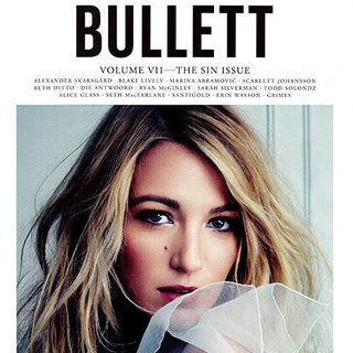 Blake Lively Pictures in Bullett Magazine