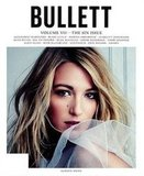 Blake Lively looked sexy in Bullet magazine.