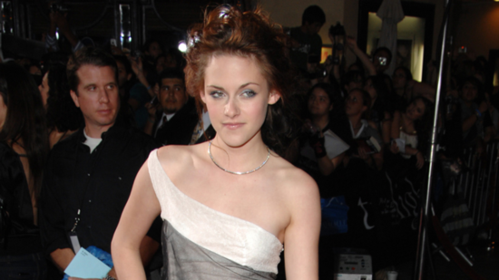 Watch Kristen Stewart's Red Carpet Style Evolve!