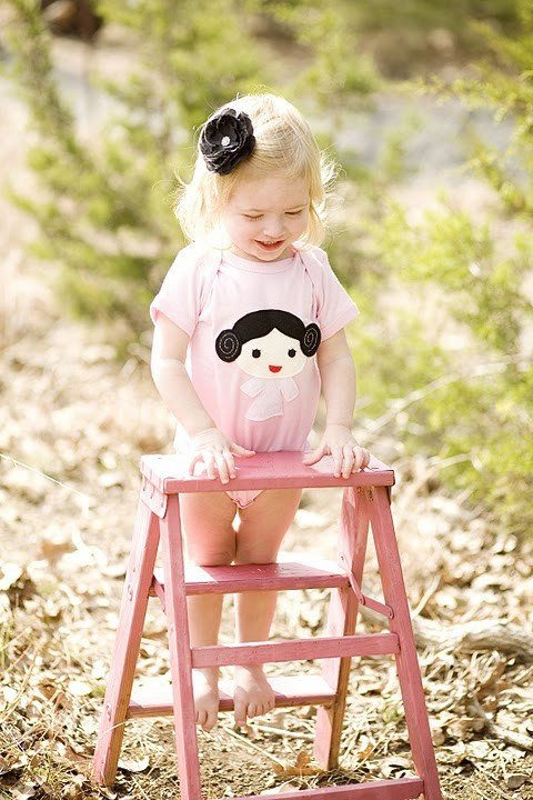 Princess Layer Infant Bodysuit ($23)