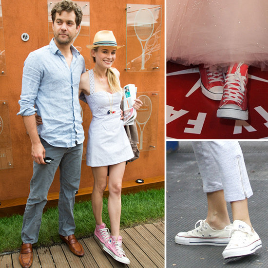 See How 6 Celebrities Style Their Converse Sneakers!