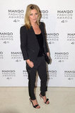 Kate Moss ventured to Barcelona in May 2012 for the Mango Fashion Awards.