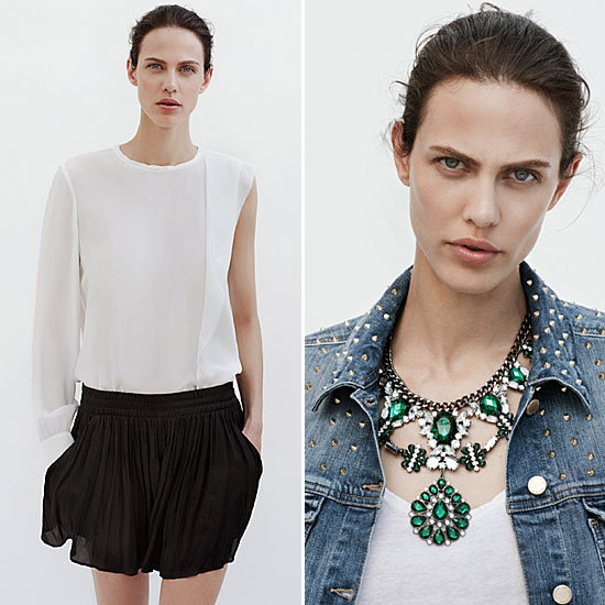 Embellishment, Studs & Lace: Zara's Latest Offering