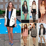7 Days, 7 Ways: Celebs Take On the Chic Summer Short