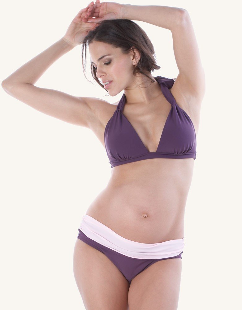 First Trimester: Seraphine Reversible Band Bikini