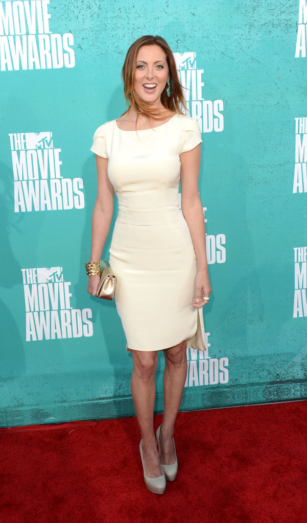 Eva Amurri at the 2012 MTV Movie Awards.