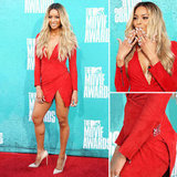 Ciara at MTV Movie Awards 2012