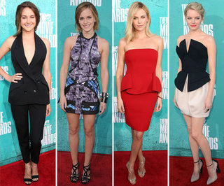 MTV Movie Awards Best Dressed Celebrities
