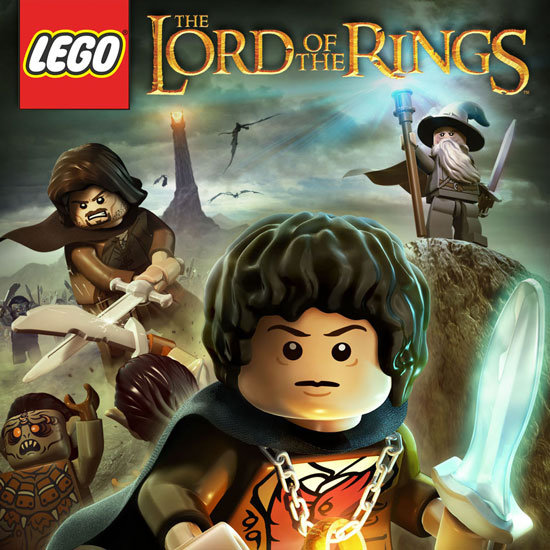 lego lord of the rings - photo #17
