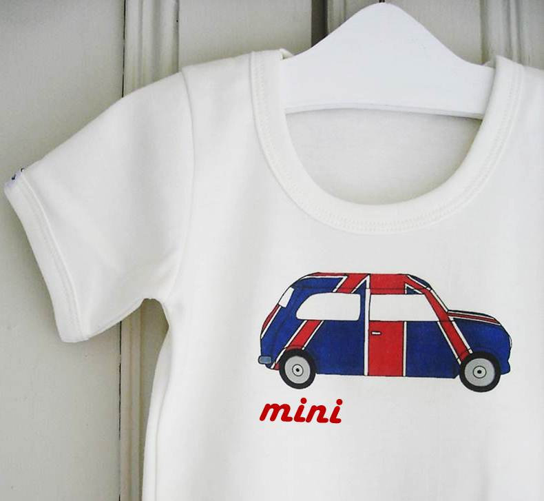 Union Jack Mini T-shirt ($20)
