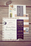 '60s-Inspired Invitations