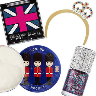 Queen's Diamond Jubilee Beauty Products