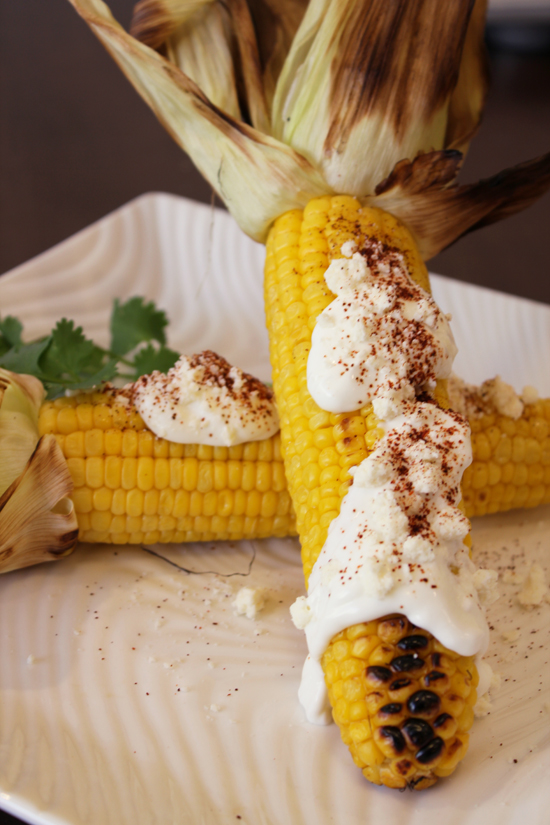Grilled Corn On The Cob (Elote Asado) Recipes — Dishmaps