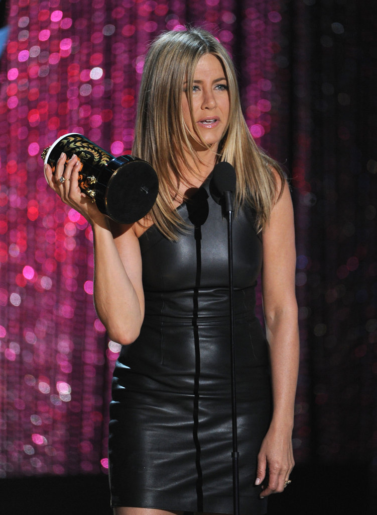 Most Nostalgic Shoutout: Jennifer Aniston