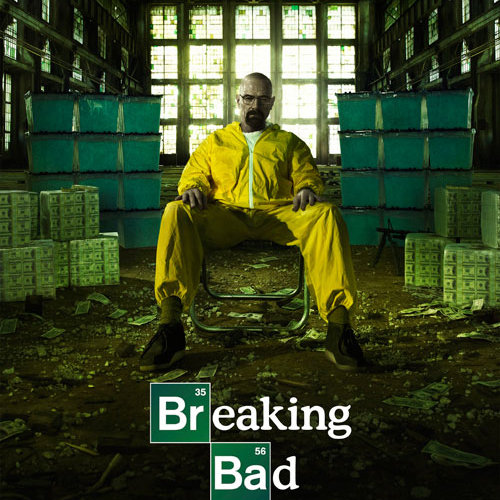 Breaking Bad Poster Season 5