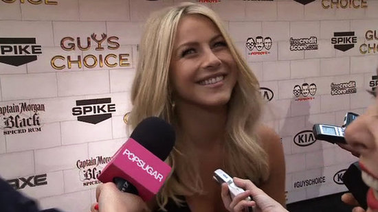"Video: Julianne Hough Calls Tom Cruise the ""Sexiest Thing I've Ever Seen"" — Other Than Ryan Seacrest!"