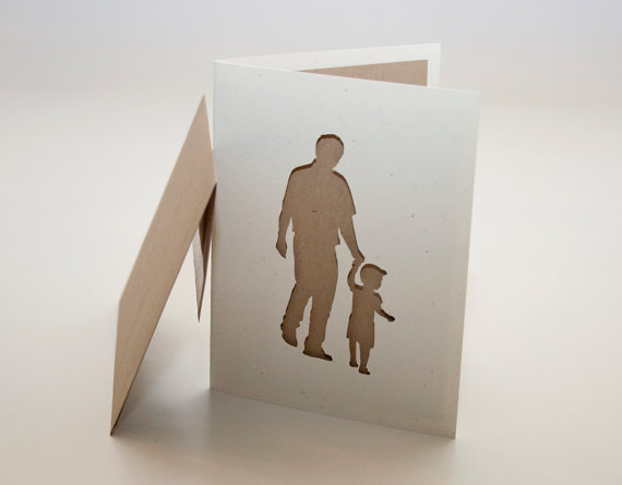 Starfly Creations Father's Day Card