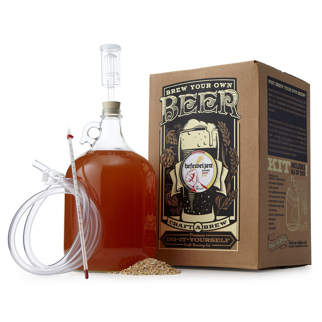 Uncommon Goods Craft Beer Brewing Kit