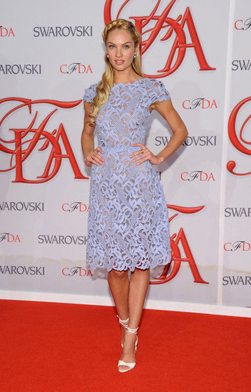 Candice Swanepoel(2012 CFDA Fashion Awards)