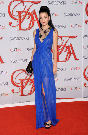Jessica Stam(2012 CFDA Fashion Awards)