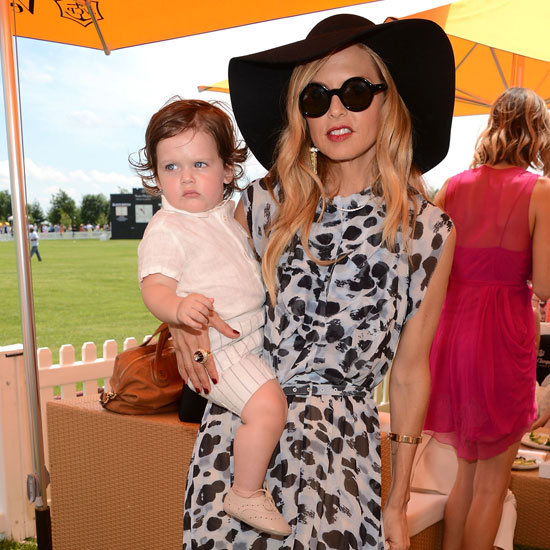 See How the Celeb-Crew Frock Up at the Veuve Cliquot Polo Classic