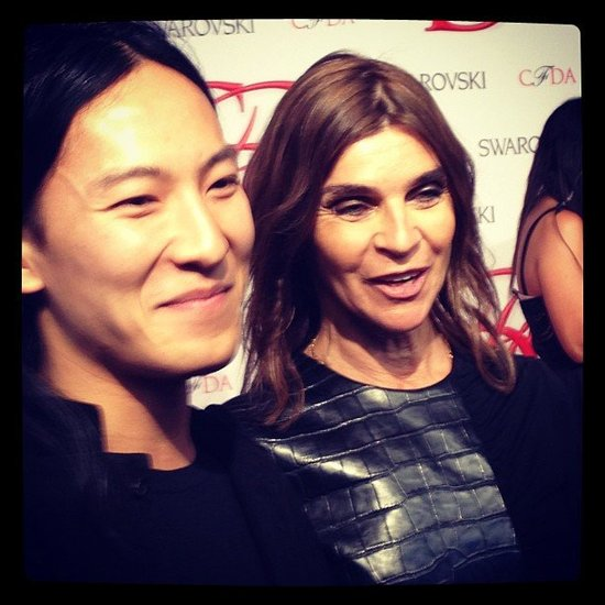 InstaGlam: Our Favorite Snaps From the 2012 CFDA Awards