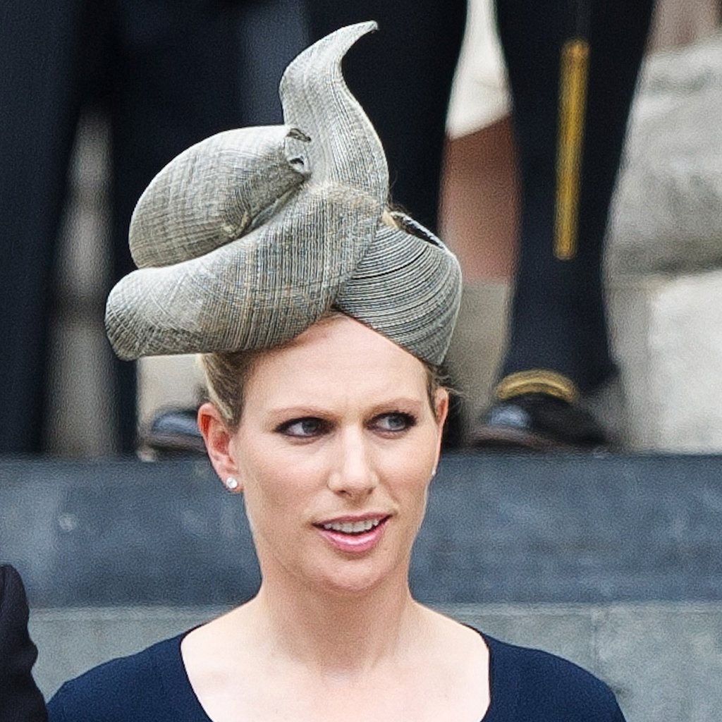 3. Zara Phillips's Serpentine Turban
