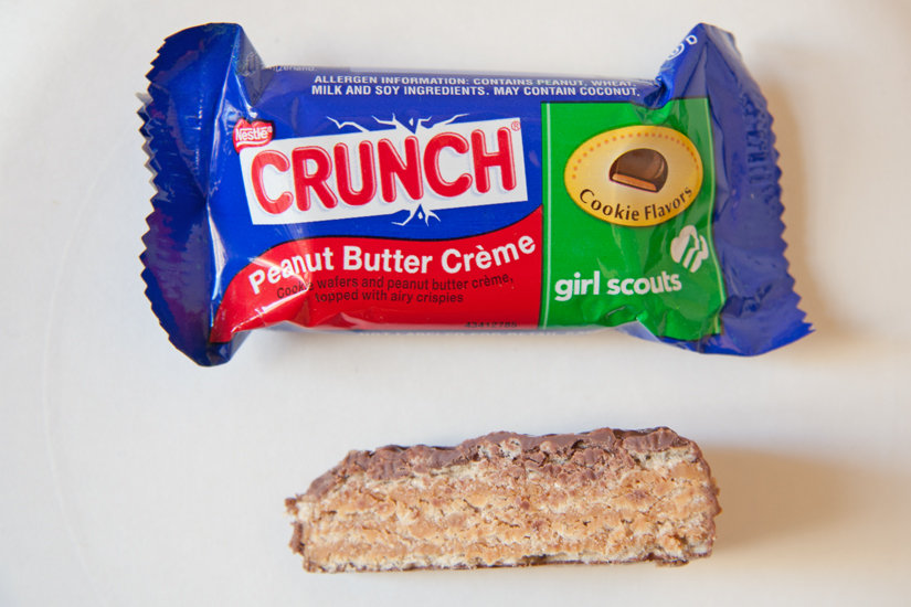 Peanut Butter Crème