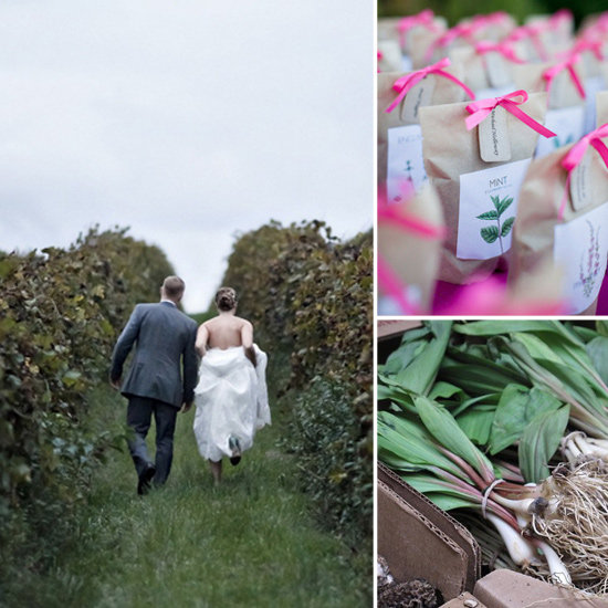 8 Ways to Greenify Your Wedding