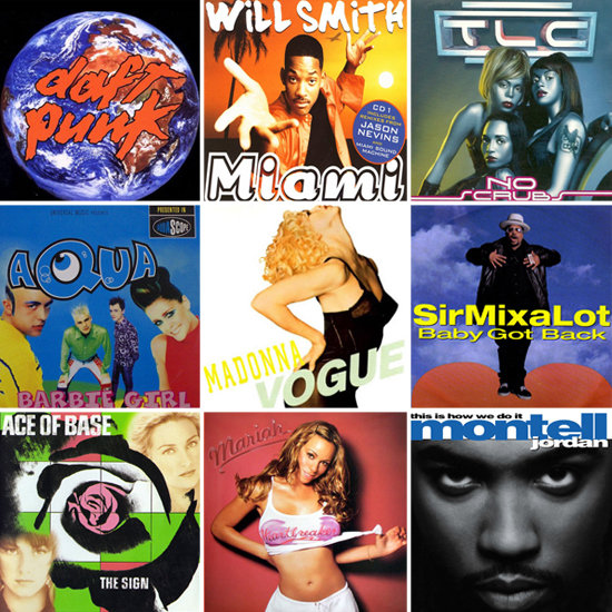 100 Essential Songs For Your '90s Dance Party