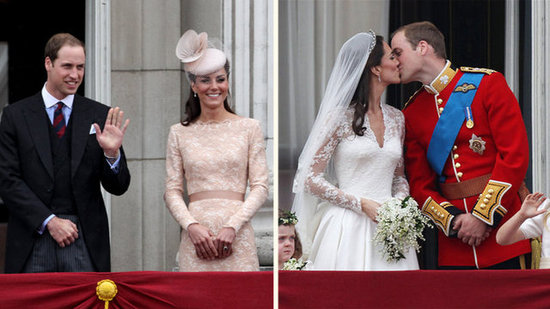 Video: Watch William and Kate Re-create Royal Wedding Moments at Queen's Jubilee!