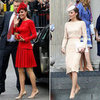 See Kate Middleton's Two Alexander McQueen Looks for the Queen's Jubilee Celebrations, From Every Angle: