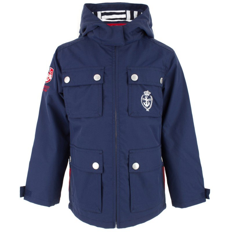 Hackett Blue Sailing Jacket ($206)