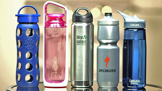 Tried and Tested: Our 5 Favorite Water Bottles