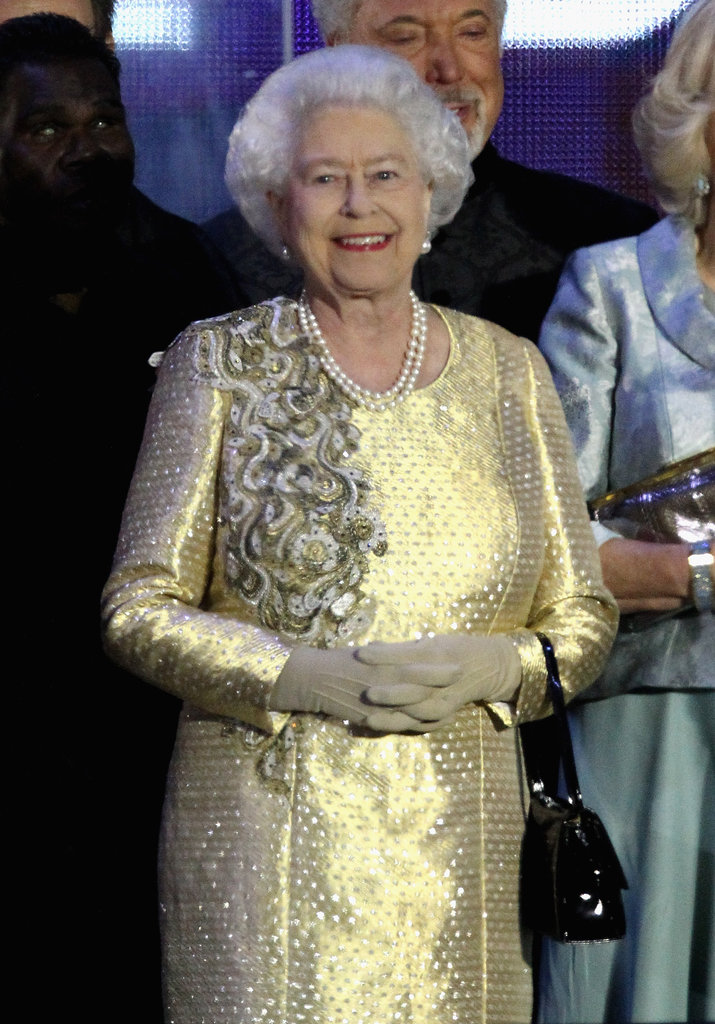 Queen's Diamond Jubilee Concert Rocks Buckingham Palace