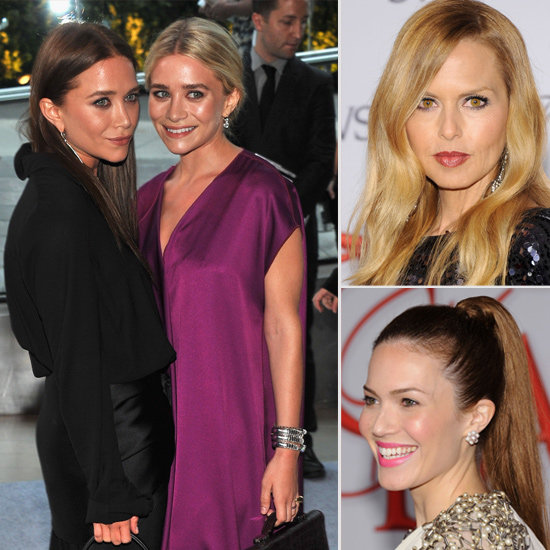 All The Hair and Beauty Looks From the 2012 CFDA Awards Including Mary-Kate Olsen, Arizona Muse, Rachel Zoe and More!