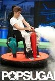 Justin Bieber played fun games on El Hormiguero.