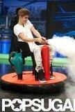 Justin Bieber played fun games on El Hormiguero.