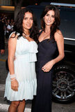 Salma Hayek and Penélope Cruz have been pals for years and starred together in 2006's Bandidas.