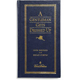 Not only will this handy guide keep your dad equipped with all the sartorial knowledge he'll ever need, it'll also look quite nice sitting on the coffee table or nightstand.  Brooks Brothers A Gentleman Gets Dressed Up Hardcover Book ($32)