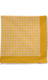 We're obsessed with this pocket square — the sunny yellow shade is perfect for Summer, and Dad will look adorable rocking it in his jacket pocket.  Kiton Dotted Pocket Square ($140)