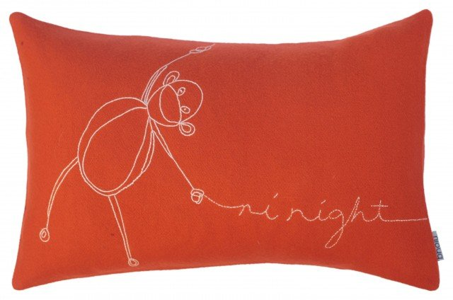 Forma Living Monkey Pillow ($60)