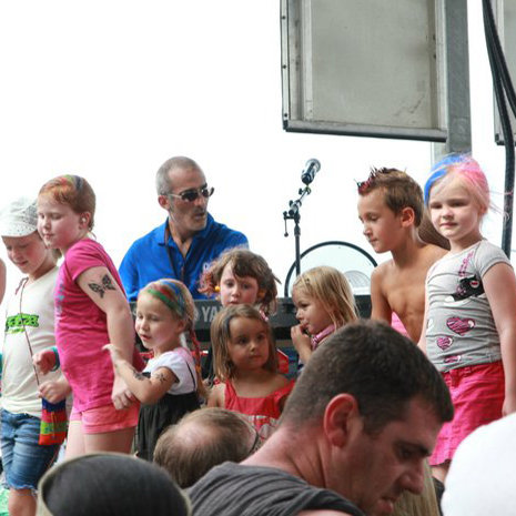 Rock On! 5 Kid-Friendly Summer Concerts Around the Country