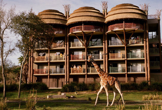 Best Disney Resort For Toddlers: Animal Kingdom Lodge