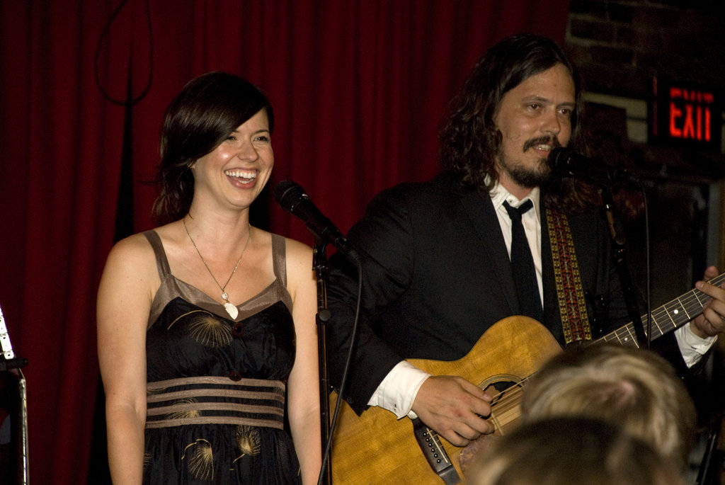 The Civil Wars performed in 2010.